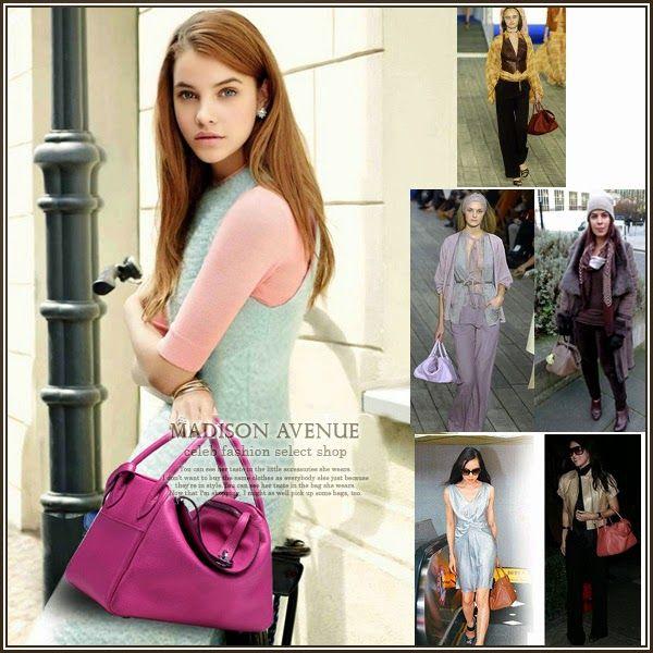 Hermes Lindy handbag design